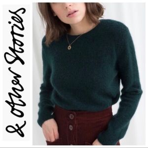 Like-New ( & OTHER STORIES )Wool Blend SWEATER